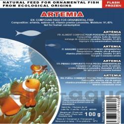BLISTER ARTEMIA CONGELE 100...