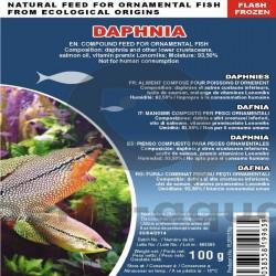 BLISTER DAPHNIA CONGELE 100...
