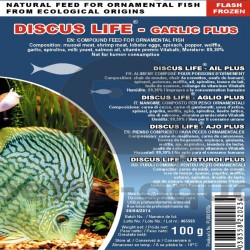 BLISTER DISCUS LIFE GARLIC...